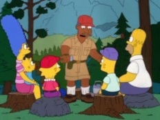 The Simpsons 13x07 : Brawl in the Family- Seriesaddict